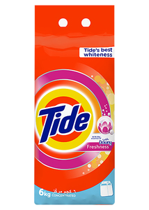 Tide Laundry Powder Detergent With Essence Of Downy 6kg