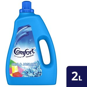 Comfort Concentrated Fabric Softener Iris & Jasmine 2L