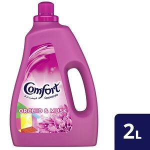 Comfort Concentrated Fabric Softener Orchid & Musk 2L