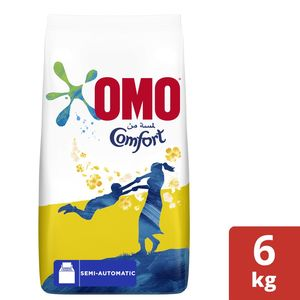 Omo Active Laundry Detergent Powder With Comfort 6kg