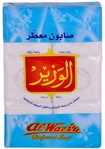 Al Wazir Soap Bars 900g