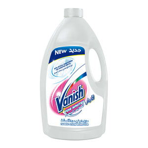 Vanish Stain Remover Liquid White 3L