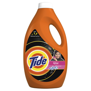 Tide Abaya Automatic Liquid Detergent With Essence Of Downy 1.85L