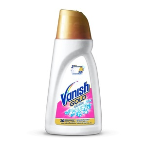 Vanish Stain Remover Liquid Gold For Whites 986ml
