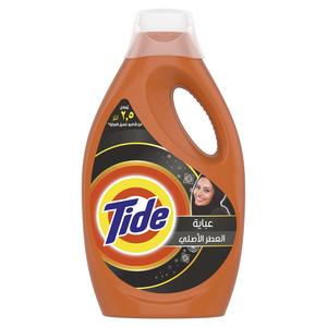 Tide Abaya Automatic Liquid Detergent Original Scent 1.85L
