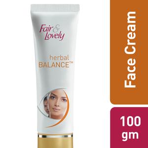 Fair & Lovely Fair & Lovely MultiVitamin Face Cream Herbal 100g