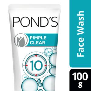 Pond'S Facial Foam Pimple Clear 100g