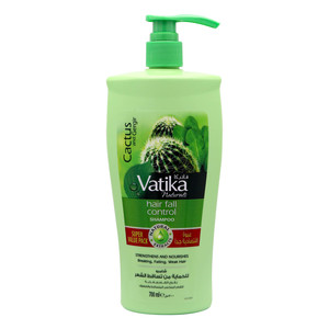 Dabur Vatika Shampoo Hair Fall Conditioner 600+100ml Free