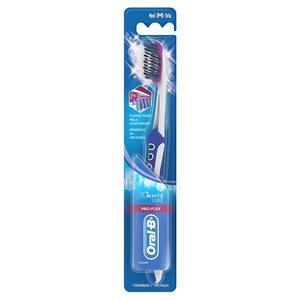 Oral B 3 D White Luxe Pro Flex 38 Medium Toothbrush 1pc