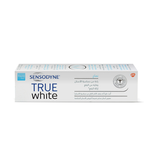 Sensodyne True White Medium Toothbrush 1pc