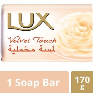 Lux Bar Soap Velvet Touch 170g
