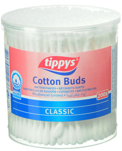 Tippys Classic Cotton Buds 200s
