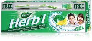 Dabur Herbal Mint & Lemon Fresh Gel 150g
