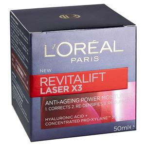 L'Oreal Revitalift Laser Night Cream 50ml