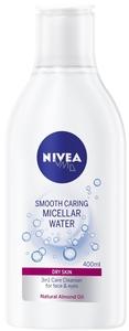 Nivea Micellar Water Makeup Remover All Skin Types 400ml