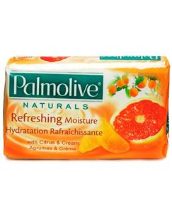 Palmolive Naturals Refreshing Moisture Soap,Citrus&Cream 120g