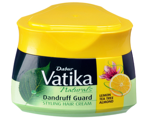 Vatika Dandruff Guard Hair Styling Cream 210g