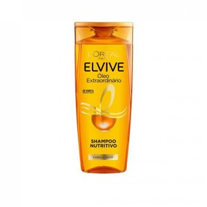 L'Oreal Paris Elvive Extraordinary Oil Shampoo For Normal To Dry Hair 200ml