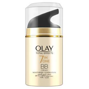 Olay Total Effects 7 In1 Bb Cream, Fair Shade 50ml