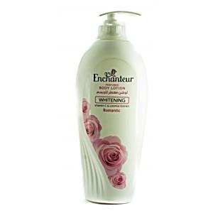 Enchanteur Romantic Whitening Body Lotion 500ml
