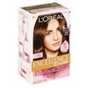L'oreal Paris Excellence Creme 6.7 Marron Chocolat Haircolor 75ml