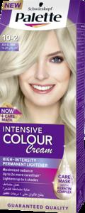 Palette Intensive Color Cream 10 2 U La Ash Blonde 50ml