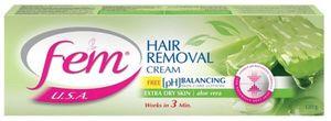 Fem Hair Removal Cream Aloe Vera 120g