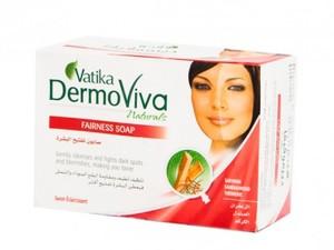 Vatika Dermoviva Fairness Soap 125g