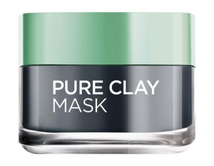 Pure Clay Mask Charcoal 50ml