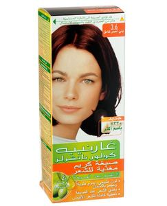 Garnier Color Naturals 3.6 Deep Red Brown 1