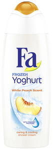 Fa Shower Gel - Frozen Yoghurt Peach 250ml