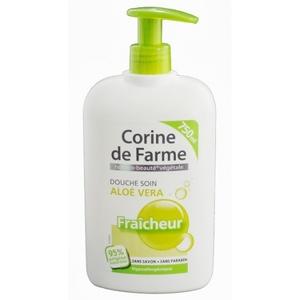 Invigorating Aloe Vera Shower Cream 750ml
