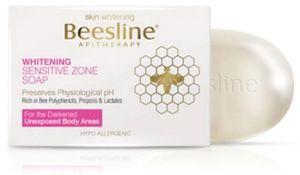 Beesline Whitening Sensitive Zone Soap 110g
