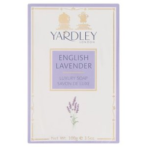 Yardley London English Lavender Soap 100g