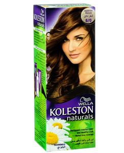 Wella Koleston Naturals Semi Kit Dark Blonde 50ml