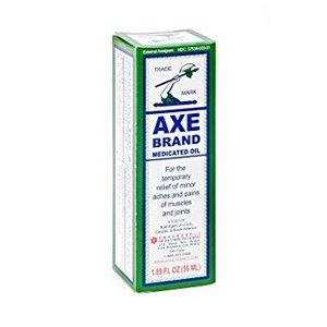 Axe Oil 56ml