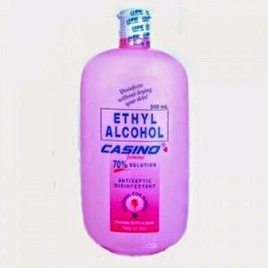 Casino Ethyl Rubbing Alcohol 500ml