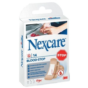 Blood Stop Bandages Assorted 14s