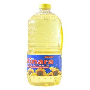 Pure Sunflower Oil Pvc 3 Ltr 3L