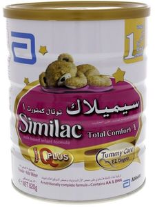 Similac Totel Comfort No1 820gm