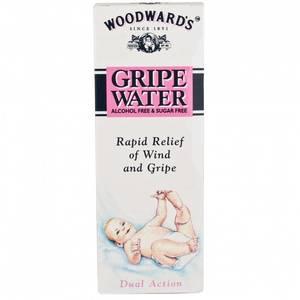 Woodwards Baby Gripe Water 150ml