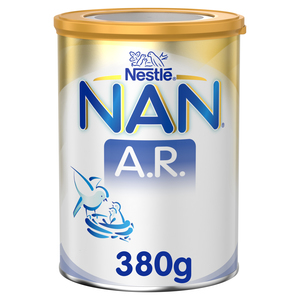 Nestle NAN A.R. Infant Formula To Reduce Regurgitation With Iron  From Birth To 12 Months 380g