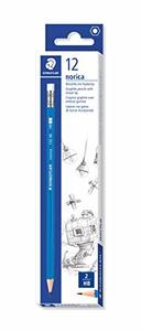 Staedtler Norica Pencil With Rubber Tip 1set