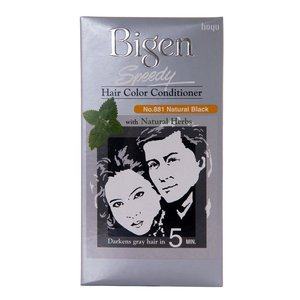 Bigen Speedy Hair Color Conditioner Dark Brown 80g