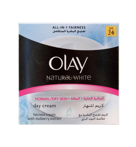 Olay Natural White Glowing Fairness Day Cream 100g