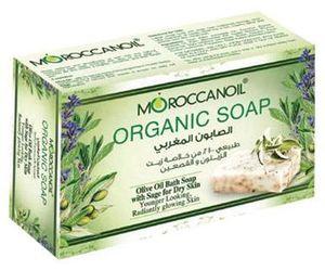Moroccan Organic Soap Sage 100g