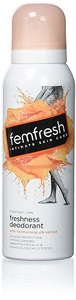 Femfresh Intimate Hygiene Deodorant Spray 125ml