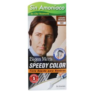 Bigen Men's Speedy Color Medium Brown 80g