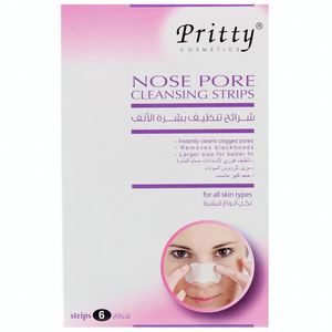 Nose Pore Cleansing Strips 6s