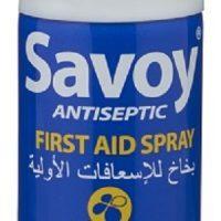 Savoy Antiseptic First Aid Spray 50ml